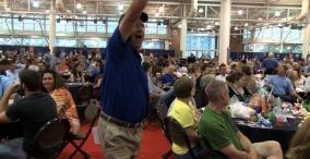 Corndog Kickoff | Iowa State Fair 2014